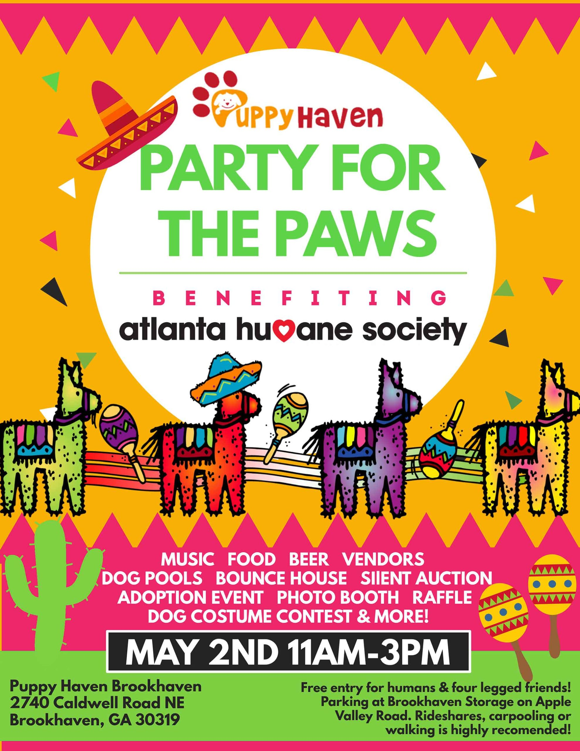Party for the Paws 2020